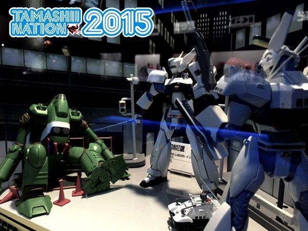 Patlabor - Robot Side Labor (Bandai) 14463410