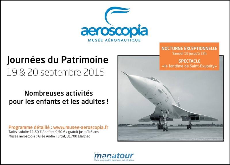 19 & 20 septembre: Journées européennes du patrimoine 12015110