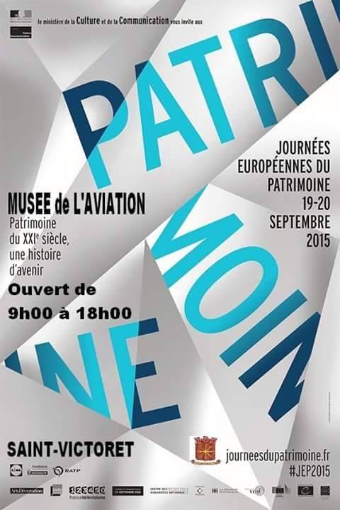 19 & 20 septembre: Journées européennes du patrimoine 12036310