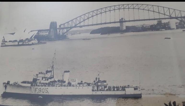 M/F 905 De Moor (ex HMS Rosario) - Page 5 Demoor10