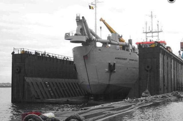 Réaménagement de la base navale de Zeebrugge Dock_f10