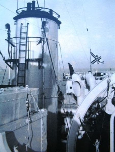 M900 / A954 Adrien De Gerlache (ex HMS Liberty) - Page 9 Gerlac11