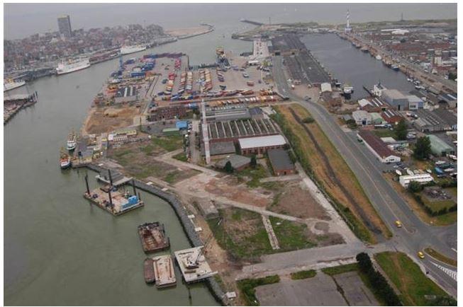 nouvelles carte du port d'Ostende - Page 2 Gptlog10