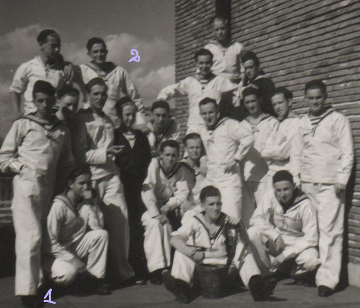Deux grands anciens de la Royal Navy Section Belge - Page 3 Image_10