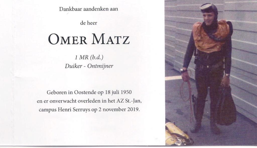 Déces - Overlijden (2) - Page 4 Matz_p10
