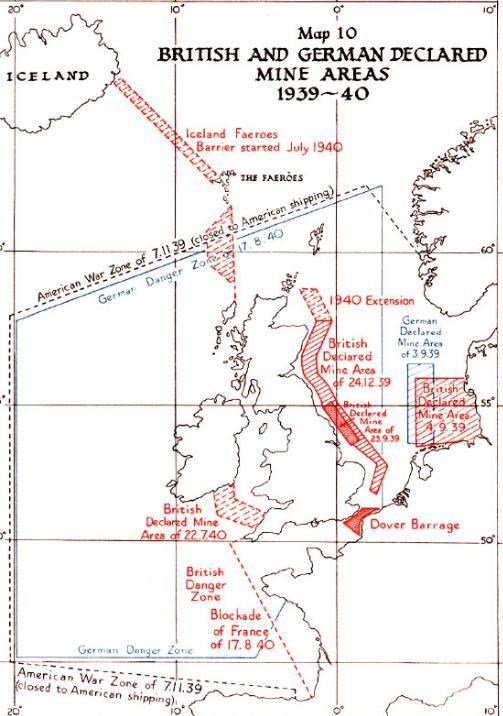 Exercice de Lutte contre les mines au large de la Belgique - Page 3 Minefi10