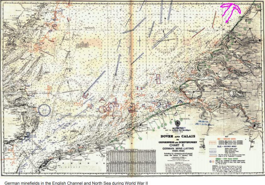 Exercice de Lutte contre les mines au large de la Belgique - Page 3 Minefi12