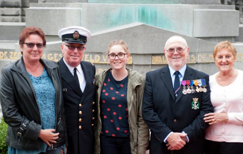 Commémoration annuelle des marins disparus lors des guerres Screen20