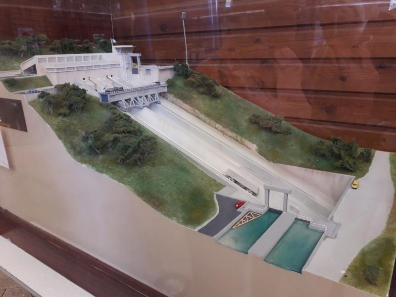 Maquette du plan incliné St LOUIS ARZVILLER. 20180811