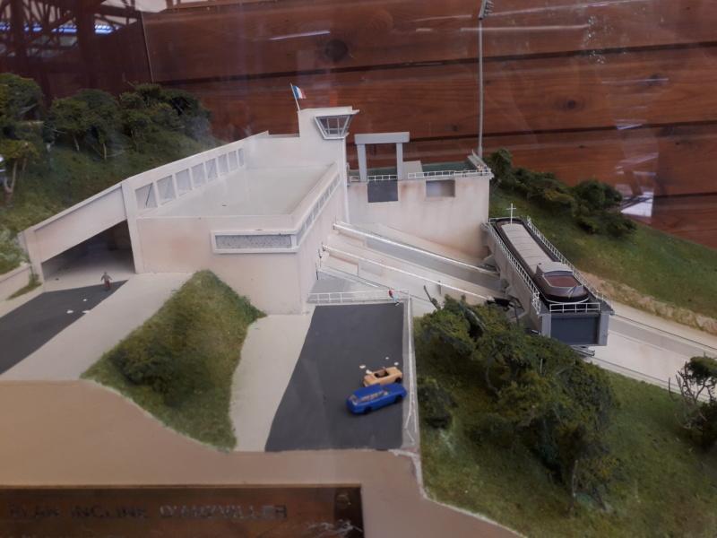 Maquette du plan incliné St LOUIS ARZVILLER. 20180812