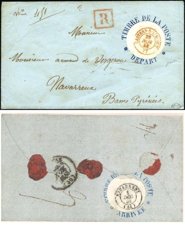carte postale ayant voyagée sans adresse Marion11