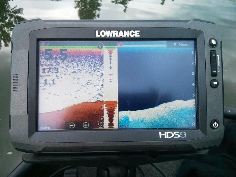 SONDEUR LOWRANCE HDS 9TOUCH GEN 2 Hds210