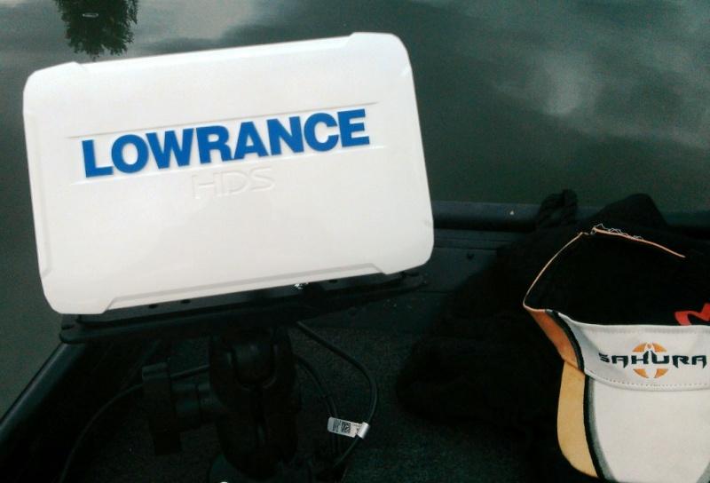 SONDEUR LOWRANCE HDS 9TOUCH GEN 2 Hds310