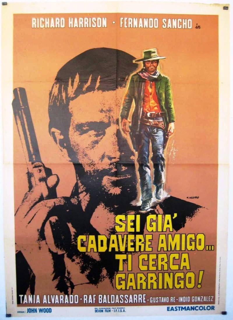 Creuse ta fosse Garringo, Sabata revient ! - Abre tu Fosa, Amigo... Llega Sabata.... - 1971 - Juan Bosch et Ignacio Iquino Sei-gi10