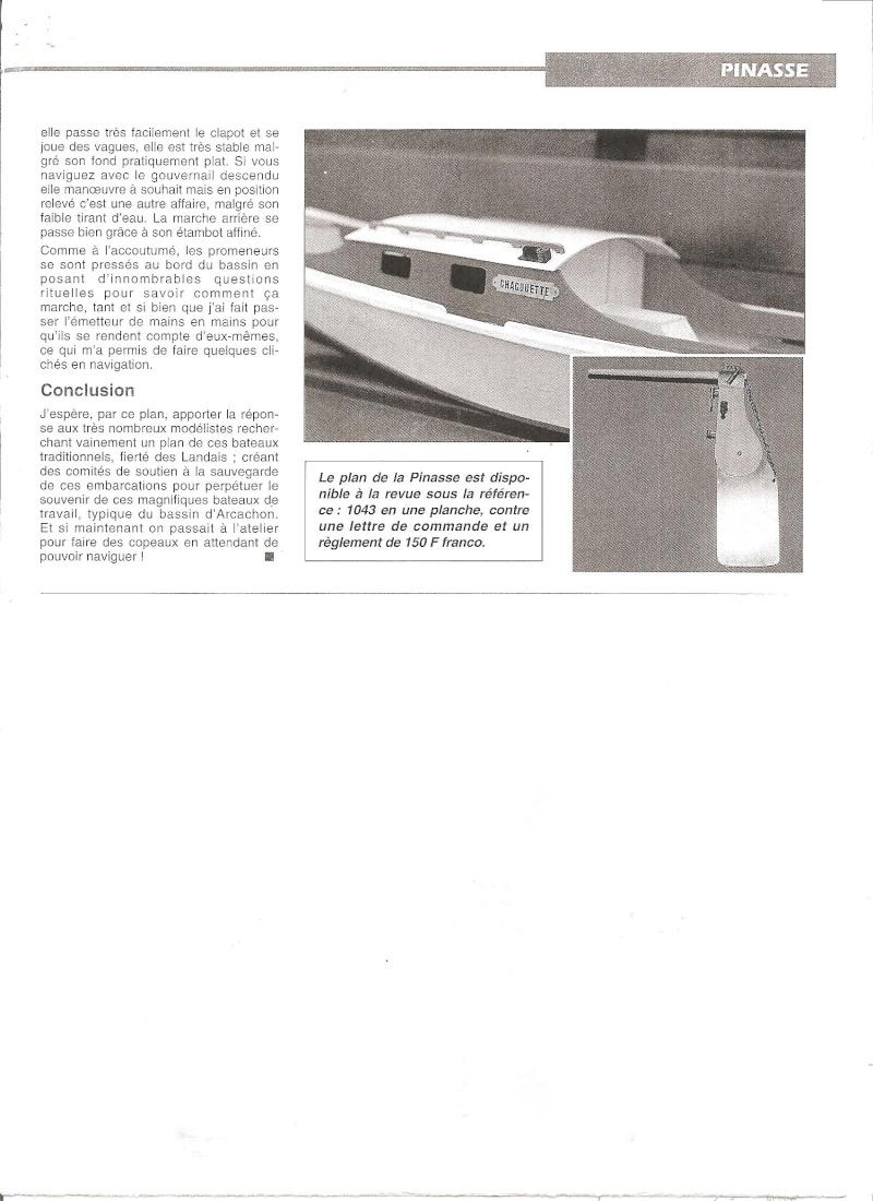 Pinasse du bassin d'Arcachon au 1/10ieme d'après plan bateau modèle de 1995 - Page 2 0010