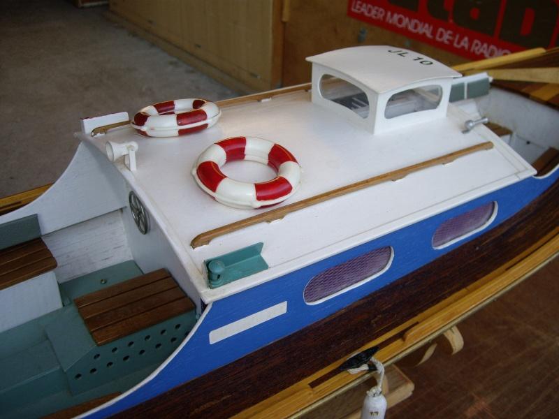 Pinasse du bassin d'Arcachon au 1/10ieme d'après plan bateau modèle de 1995 - Page 3 00810