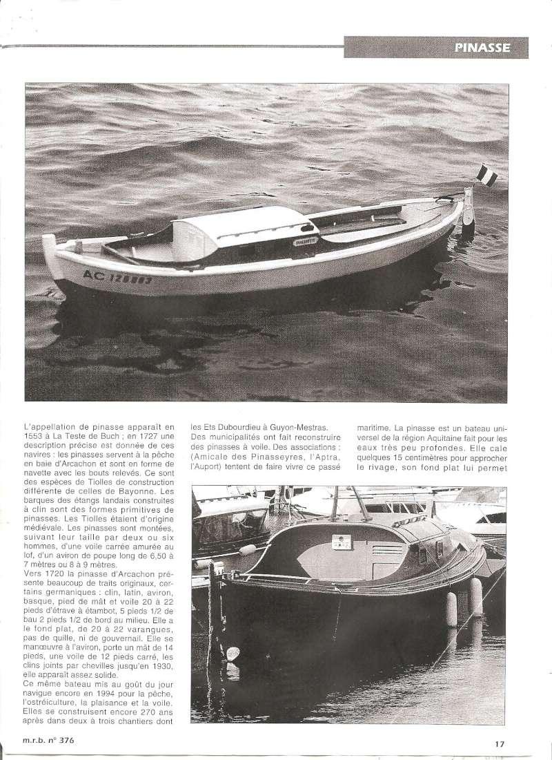 Pinasse du bassin d'Arcachon au 1/10ieme d'après plan bateau modèle de 1995 - Page 2 0610