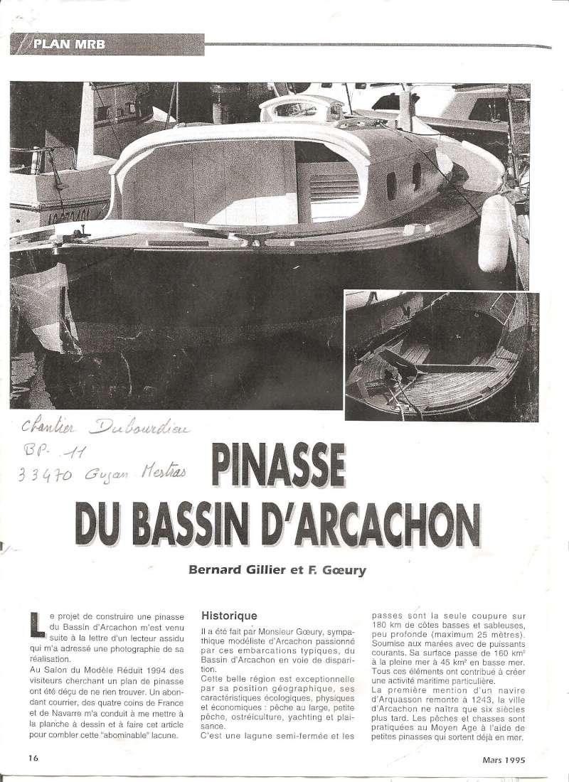 Pinasse du bassin d'Arcachon au 1/10ieme d'après plan bateau modèle de 1995 - Page 3 0710
