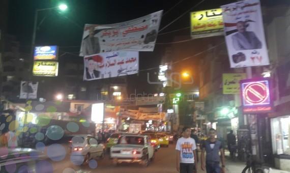 عزوف المصريين عن الإدلاء بأصواتهم في مجلس نواب مصر2015 1211