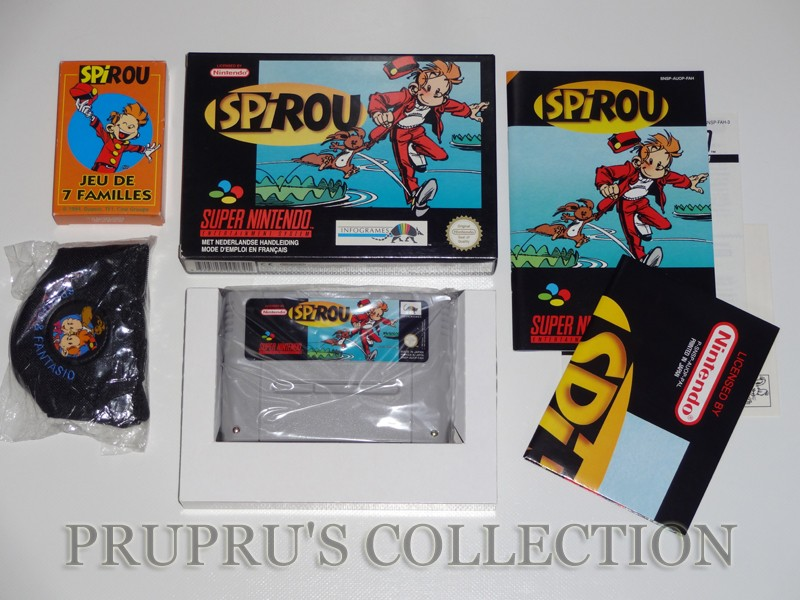Prupru's Collection : RIP - Page 21 Spirou10