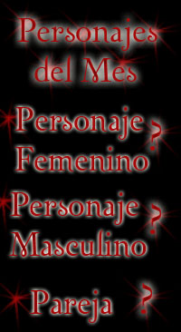 Personajes de la Saga Person10