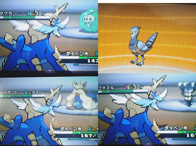 Pokémon Noir et Blanc : screen en pagaille 38310