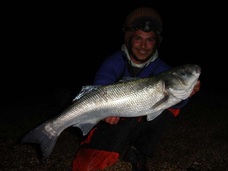 Litchy's PB shore Bass Fishin15