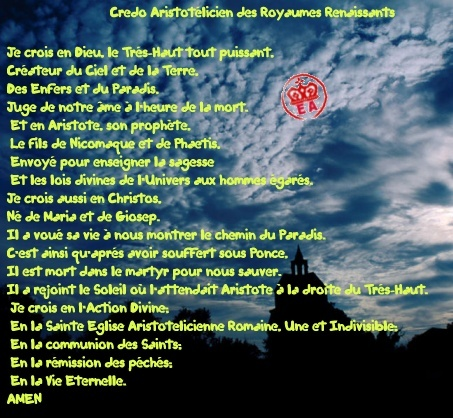 Exemples de credo Credo11