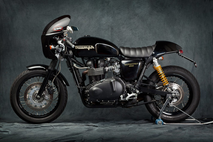 New Bonnie Thruxton de race! 011-th11