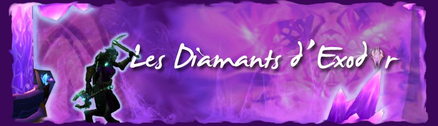 Les Diamants d'Exodar