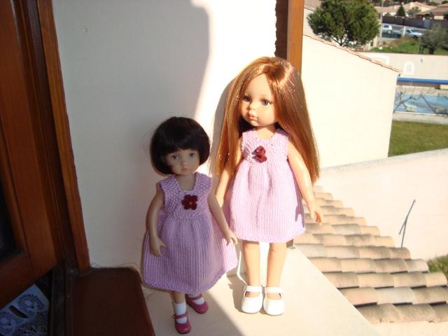 Malou étrenne ses tenues et elle accueille Fanny Dorian11