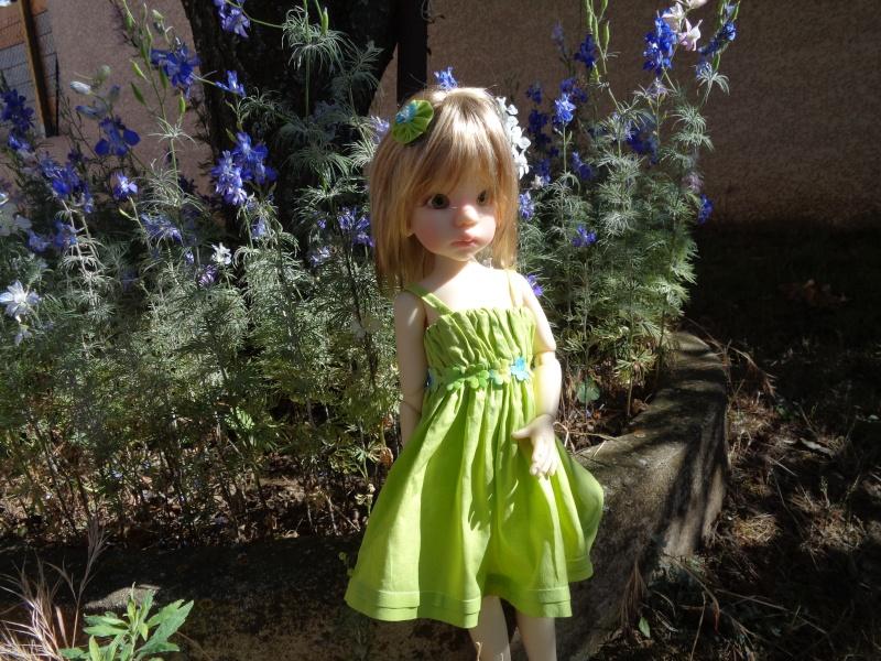Camille en robe d'été Dsc01113