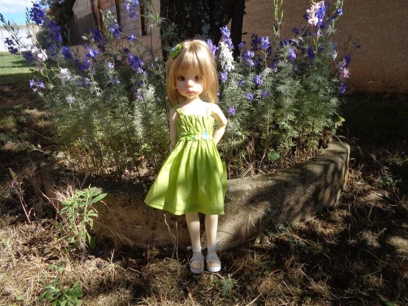 Camille en robe d'été Dsc01114
