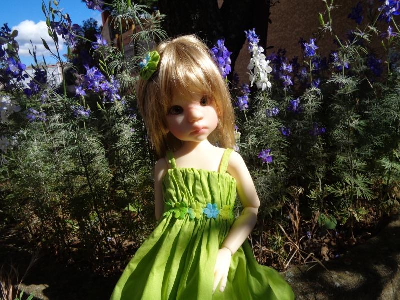 Camille en robe d'été Dsc01115