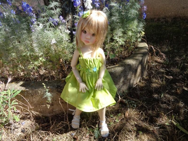 Camille en robe d'été Dsc01116