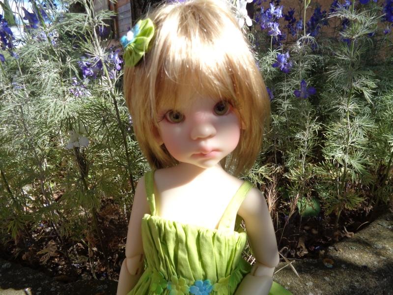 Camille en robe d'été Dsc01119