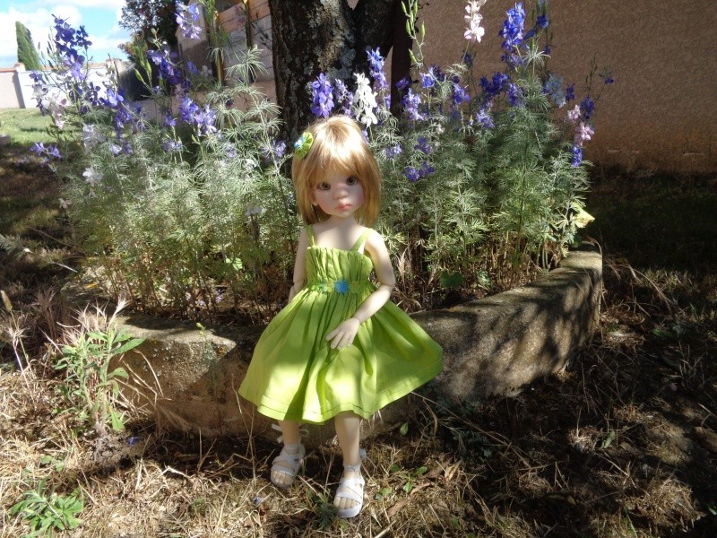 Camille en robe d'été Dsc01120