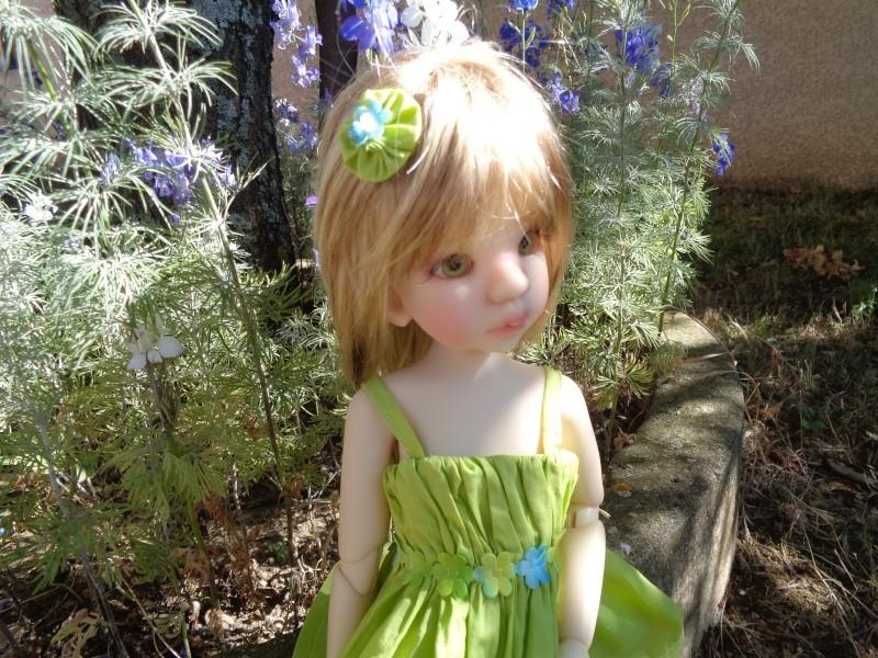 Camille en robe d'été Dsc01122