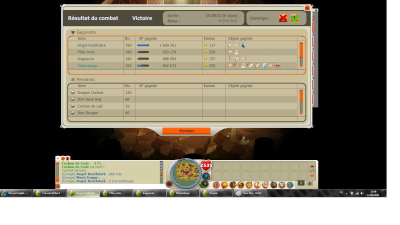 dj entre joueur de la guilde Tutu_310