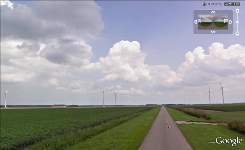 STREET VIEW : Eoliennes Eol210