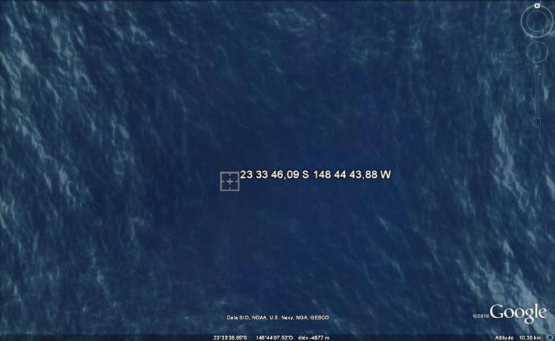 La surface de l'océan est animée ! Mer10