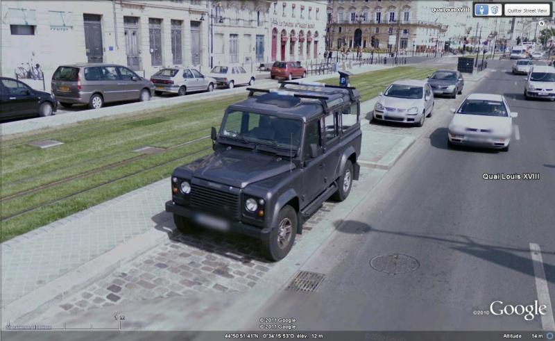 Street View : Véhicules 4X4 Rr10