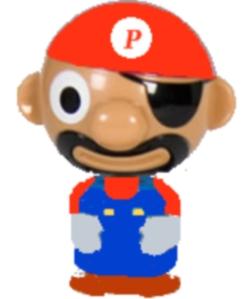 Etape 14 : la mascotte Pirate10