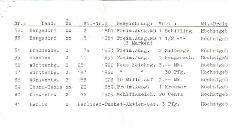 Nachlass - Altdeustchl. und Dt. Reich Briefm12