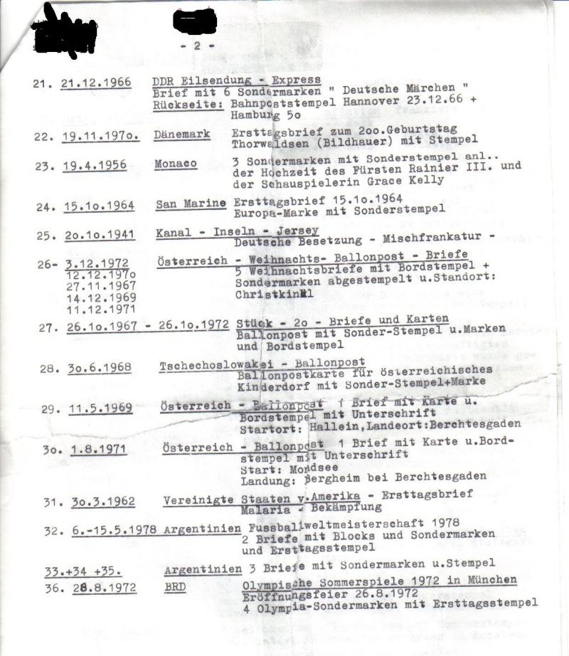 Nachlass - Altdeustchl. und Dt. Reich Briefm14