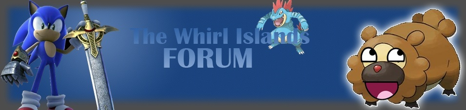 Whirl Islands Forums