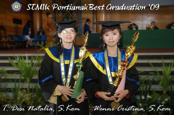 Foto Galery : Wisuda XIII STMIK Pontianak 16155_10