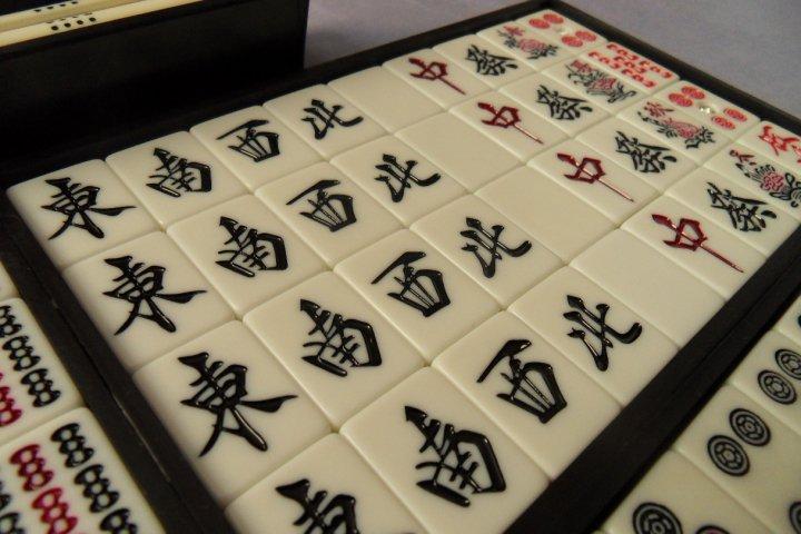 Cherche jeu de Mah Jong Riichi !! 31159_11