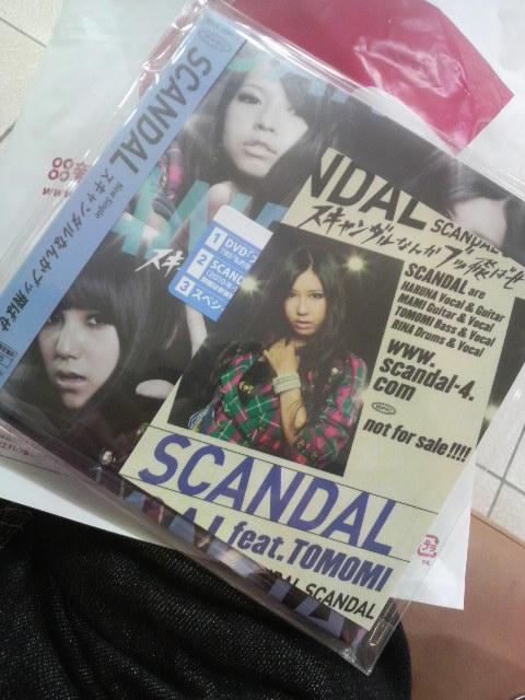 8th Single - 「Scandal Nanka Buttobase」 - Page 13 17266810