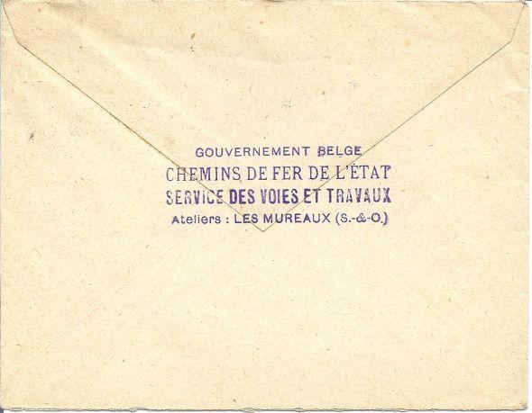 Gouvernement Belge au Havre Numari60